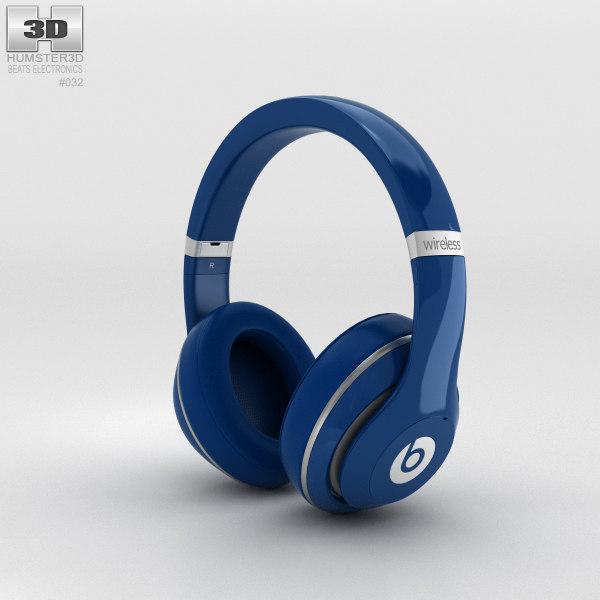 beats dr dre 3D model