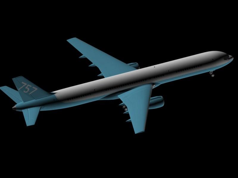 aeroplane ar 3D model