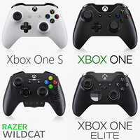 xbox controllers s 3ds
