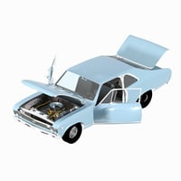 3D chevrolet nova 1968 model