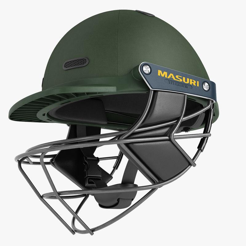 cricket helmet masuri model