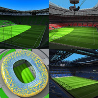 Euro 2012 Poland Stadiums Collection