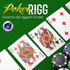 poker rigg model