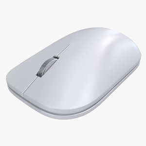 microsoft surface mouse 3D