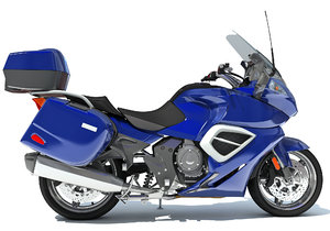 sport motorcycle 3D model