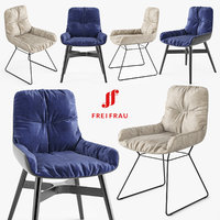 freifrau leya armchair 3D model