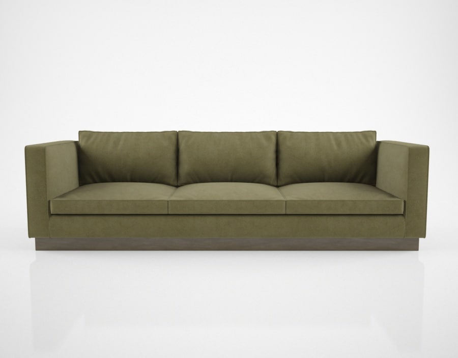 luxdeco holmes sofa 3D model
