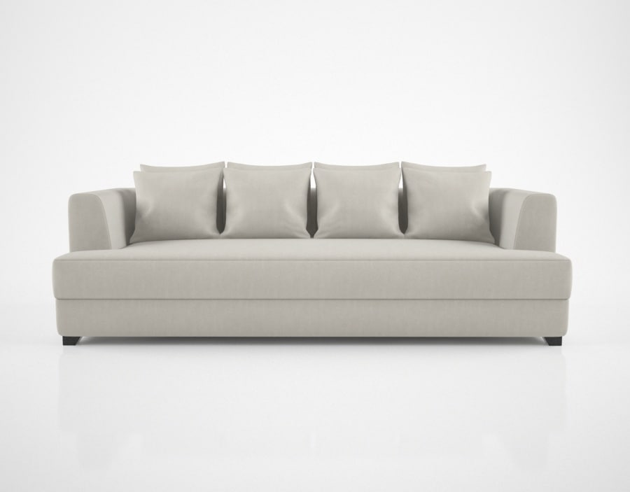 3D oasis brando sofa
