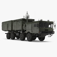 Multi Functional Radar 92n2e for S-400