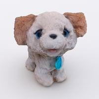 3D scan plush animal