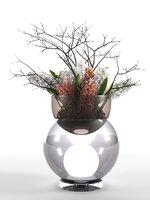 giova table lamp hyacinthus 3D