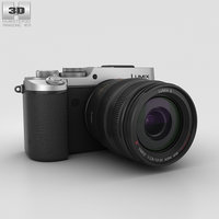 3D model panasonic lumix dmc-