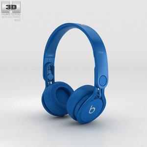 3D beats pro mixr model