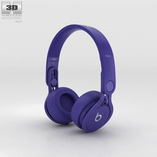 beats pro mixr 3D