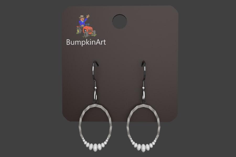 earrings model