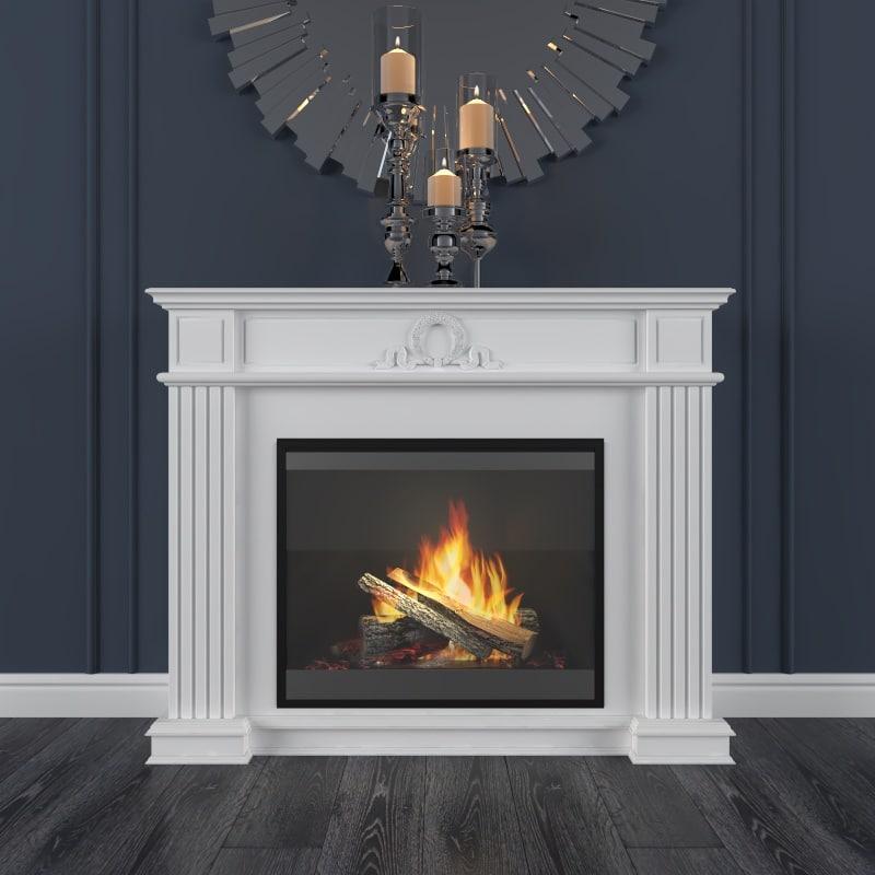 electric fireplace dimplex model