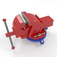 vise tools 3D model