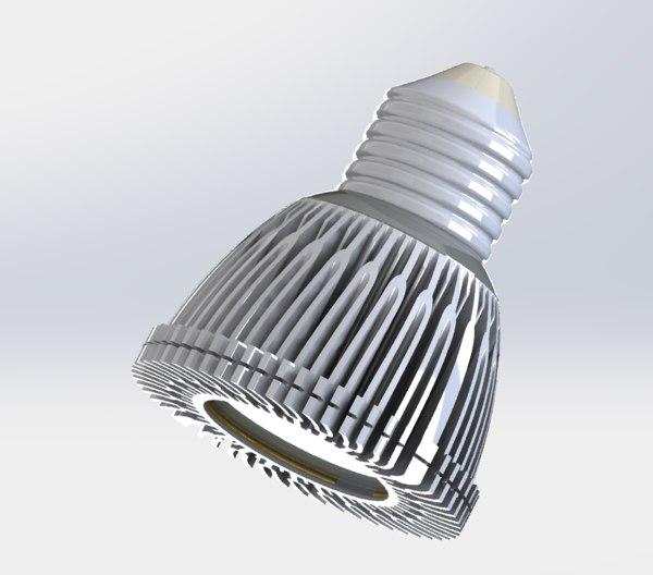 3D led-3w lamp led