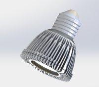 LED-3W lamp