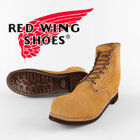 red wing 3D model