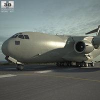 boeing c-17 c model