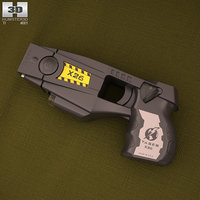 3D taser police issue