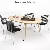 3D tables-dining tables naver