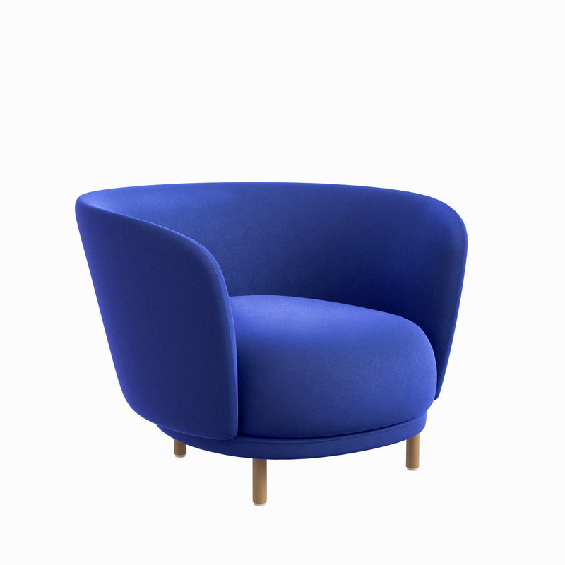 dandy armchair massproductions 3D