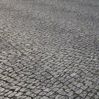 pavement cobblestone 3D model