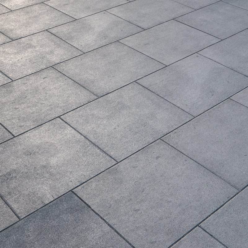 3D model pavement tile