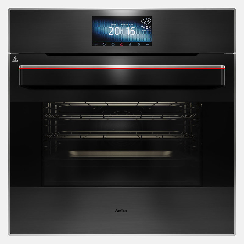 amica eb954ba kitchen oven 3D