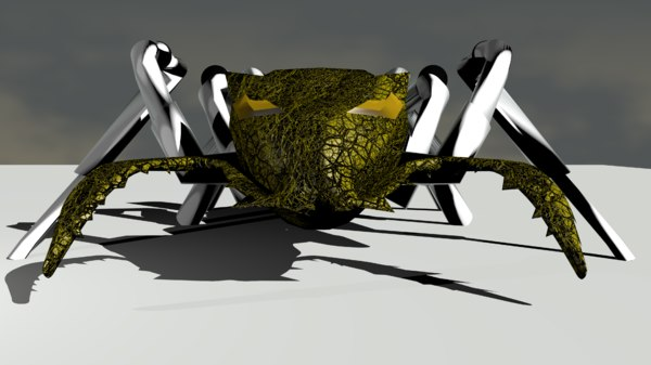 3D insect robot 2