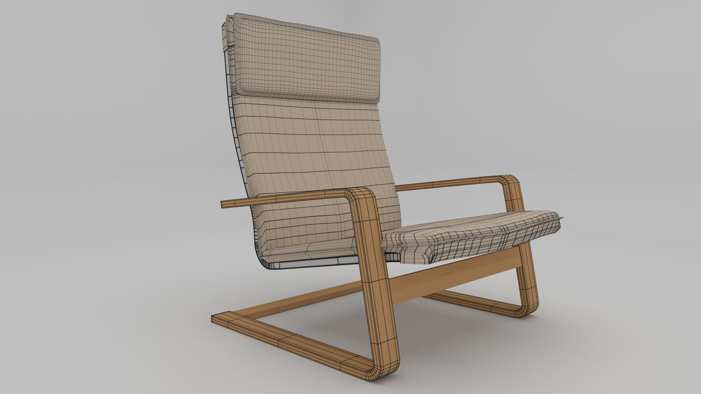 3D furniture 3dmodel