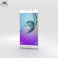 samsung a7 galaxy 3D model