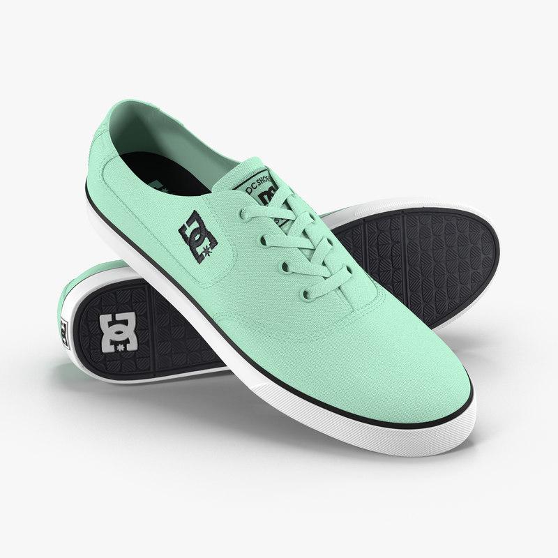 3D dc shoes - flash