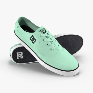 3D dc shoes - flash