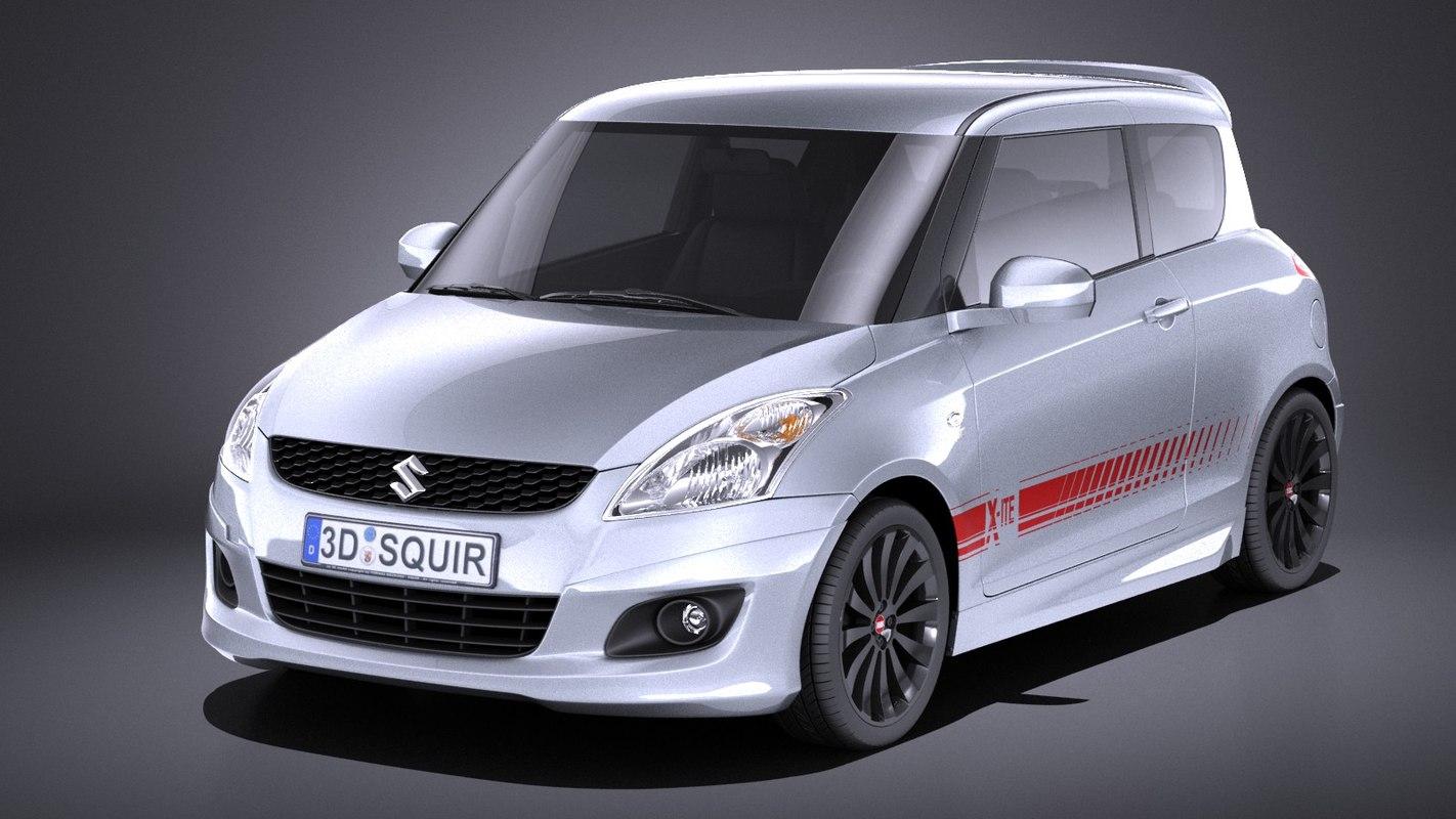 2015 2010 modifier 3D model