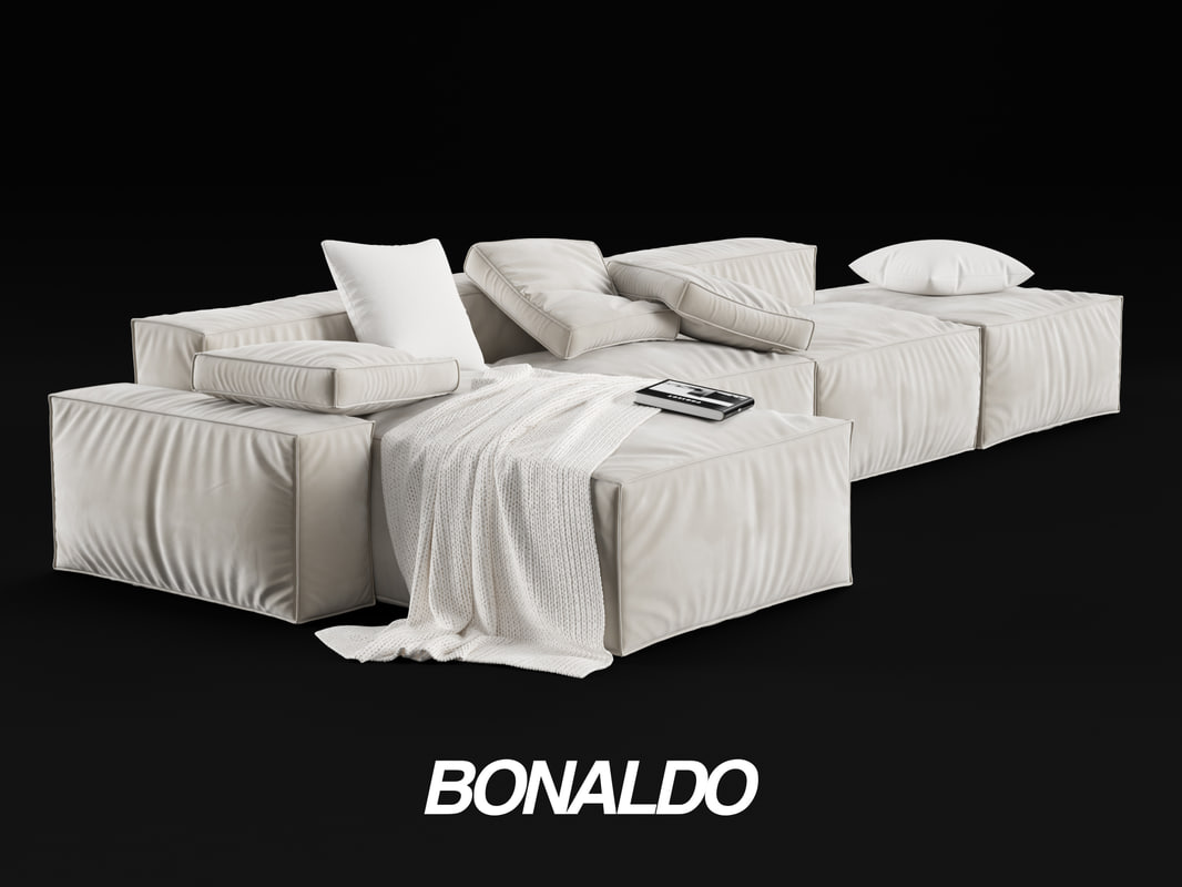3D bonaldo peanut