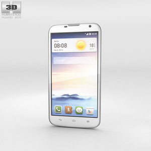 huawei ascend g730 3D model