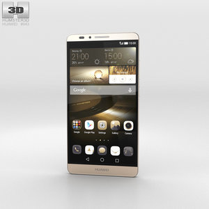 3D huawei 7 ascend