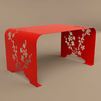 laskowscy lawa orient table 3D model