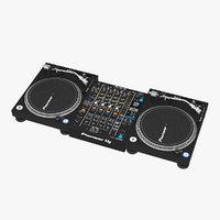 All In One Digital DJ System Pioneer
