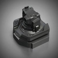 design sci-fi props 3D model