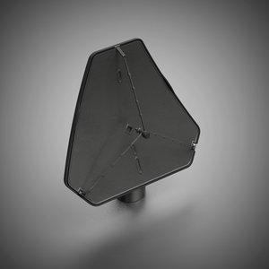 3D design sci-fi props