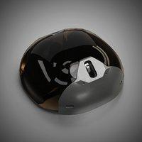 design sci-fi props 3D