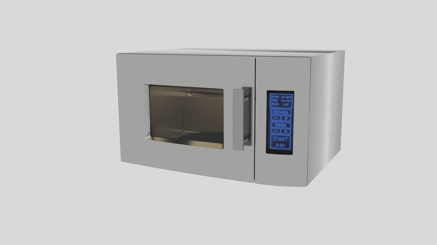 appliances house-old 3D