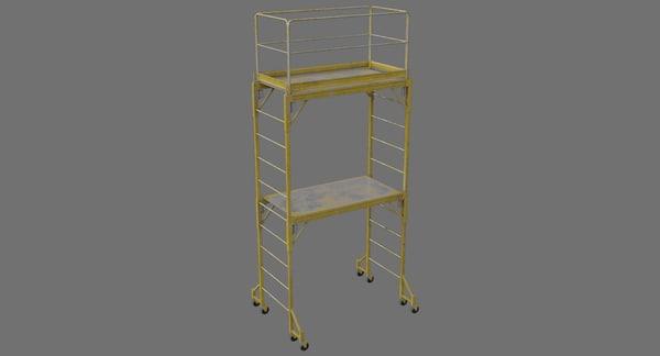scaffold 1c 3D