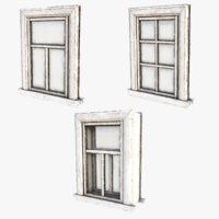 old windows 3D