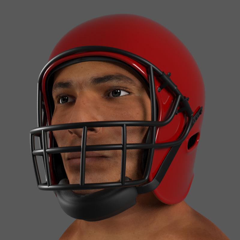 3D model player