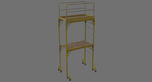 3D scaffold 1d model
